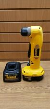 "Dewalt DW960 18V Cordless 3/8"" VSR Right Angle Drill 0-1500RPM & Battery Charger"