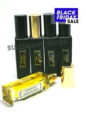 Black Friday Sale - 5 Perfumes each 17ml- Black Afgano, Kilian, D&G, Sospiro