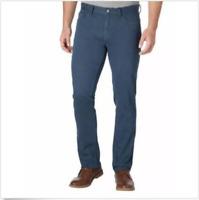 CALVIN KLEIN MEN'S SLIM STRAIGHT LEG STRETCH INDIGO STEEL 38X34 NWT!!