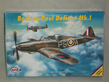 MPM 1/72 Scale British Boulton Paul Defiant Mk.I Fighter