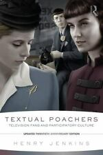Textual Poachers: Television Fans and Participatory Culture, Jenkins, Henry, Goo