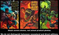 Legends of the World's Finest 1 2 3 Complete Set Run Lot 1-3 VF/NM