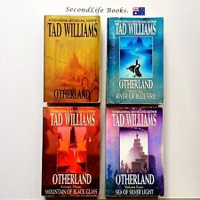 OTHERLAND Tetralogy ~ Tad Williams. Large Edition. Science Fiction Future. H
