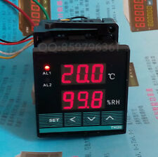 Digital LED Temperatur Regler Temperature Feuchteregler Controller Humidity 220V
