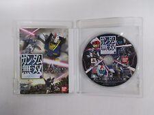 PlayStation3 -- GUNDAM MUSOU -- Best Ver. PS3. JAPAN GAME. Works fully!! 52218