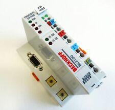 Beckhoff BK3100  BK 3100 Profibus DP/FMS Profibus Coupler -used-