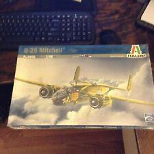 New listing Italeri B-25 Mitchell - Model Kit new/sealed 1:48 scale
