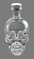 Crystal Head Vodka Mini 50ML Skull Bottle (EMPTY)