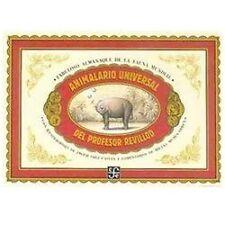 Animalario universal del profesor Revillod. Almanaque ilustrado de la fauna mund