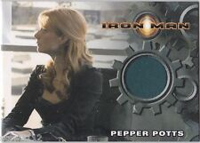 IRON MAN MOVIE COSTUME INSERT GWENYTH PALTROW PEPPER POTTS BUSTIER *LIMITED*