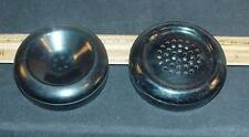 VINTAGE WESTERN ELECTRIC F1 Handset Caps for 302 Telephone !!