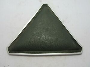 69-70 Dodge Plymouth C-Body Green Horn Button Pad USED