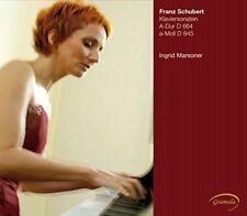 Schubert: Piano Sonatas D664 & D845, New Music