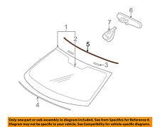 MITSUBISHI OEM 07-13 Outlander Windshield-Upper Molding Trim 6107A019