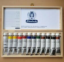 Schmincke Calligraphy Gouache 12 x 20ml Set - New