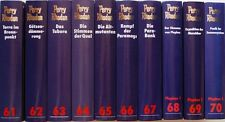 Perry Rhodan blaue Edition Band 61 - 70