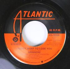 Soul 45 Spinners - I Don'T Want To Lose You / Games People Play On Atlantic Reco