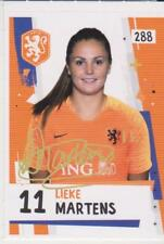 AH 2018/2019 Panini Like sticker #288 Lieke Martens Holland national team
