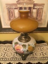 Beautiful Antiq. VICTORIAN OIL LAMP BASE~GONE WITH THE WIND ~ELECTRIC