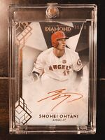 2020 Topps Diamond Icons Shohei Ohtani Red Ink Auto 9/10🔥