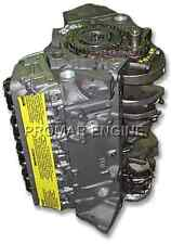 Reman 96-02 GM 5.7 Chevy 350 Vortec 4 Bolt Long Block Engine
