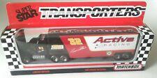 Matchbox Super Star Transporters Active Trucking Miles Concrete 32 Jimmy Horton