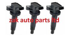 FOR CITROEN C1 AYGO PEUGEOT 107 1.0 PETROL (05-) ENGINE IGNITION COIL PACK OF 3