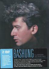 Bashung : A l'arrière des Berlines (2 DVD + Livret)