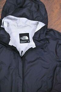 The North Face Venture Hyvent Rain Jacket Black Women's XL