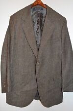Brooks Brothers Mens Jacket Vintage Tweed 41 Short Made in USA