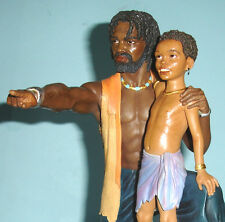 Thomas Blackshear Ebony Visions THE MENTOR Figurine Limited Edition COA