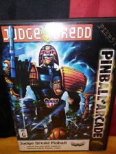 Judge Dredd Pinball Arcade PC CD-ROM Pier57