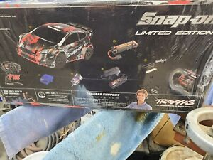 Traxxas Fiesta ST Rally Snap-On Limited Edition 1/10 scale 4wd RC car