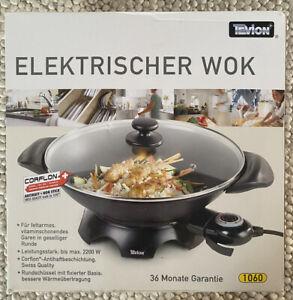 Elektrischer Wok