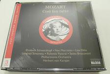 Mozart - (Cosi Fan Tutte) (3 x CD Album 2006) Used very good