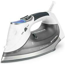 Beautural 724Na-0001 1800W Ceramic Steam Iron with Lcd Screen - Gray
