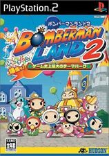 Used PS2 Bomberman Land 2   Japan Import (Free Shipping)