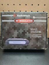 Radio Shack 15-2526 Video Component Adapter RF Modulator
