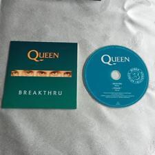 Queen  CD Single Card Sleeve Breakthru / Stealin'