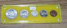 1952 U.S. Mint Silver Mint Set - In Case