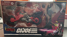 GI Joe Classified Cobra Island Baroness with Cobra C.O.I.L.