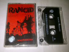 Rancid - Indestructible 2003 indonesia tapes- blink 182 nofx punk bad religion