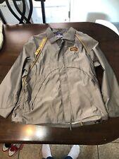 Super Bowl XXXVIII 38 2004 New England Patriots NFL Reebok Jacket XL On Field