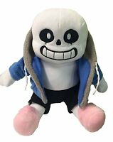 Undertale Sans Plush Stuffed Doll Toy Hugger Gift Cushion Cosplay Kids Soft Gift