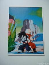 Autocollant Stickers Dragon Ball Z Part 6 N°63 / Panini 2008