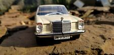 Mercedes Benz 220d 1/24th Scale Very Very Nice and New