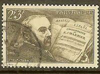 """FRANCE TIMBRE STAMP N° 542 """" MUSICIEN EMMANUEL CHABRIER """" OBLITERE TB"""