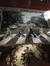 The Beatles Throw
