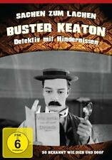 Things on Lachen Classics Buster Keaton Vol. 1 Detective with Hindernissen Dvd