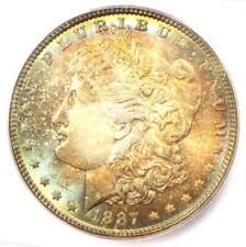 1887 Morgan Silver Dollar $1 (1887-P) - ICG MS67+ Plus Grade - $3,000 Value!